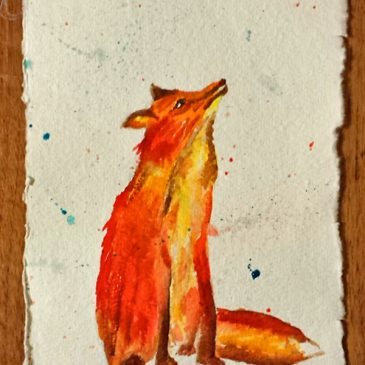 Woodland nursery part 3: Fox and Fawn