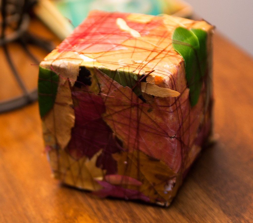 WRAPPED CUBE